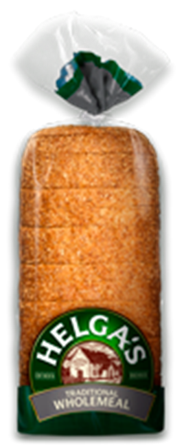 Picture of HELGAS SLICED TRADITIONAL WHOLEMEAL 750G