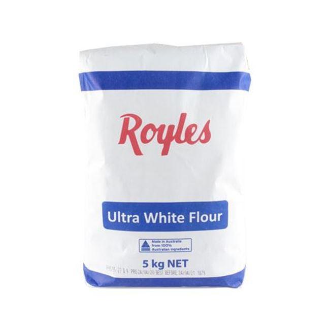 Picture of ROYLES FLOUR 5KG ULTRA WHITE
