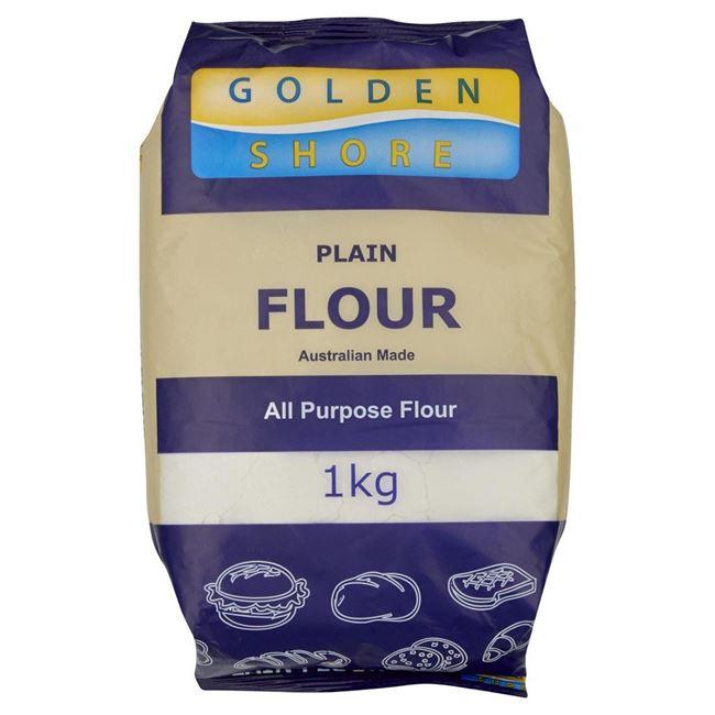 Picture of GOLDEN SHORE FLOUR 1KG PLAIN