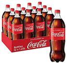 Picture of COCA COLA 12X1.25L BOX