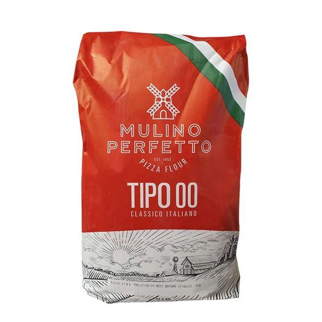 Picture of MULINO PERFETTO FLOUR PIZZA 12.5KG TIPO 00