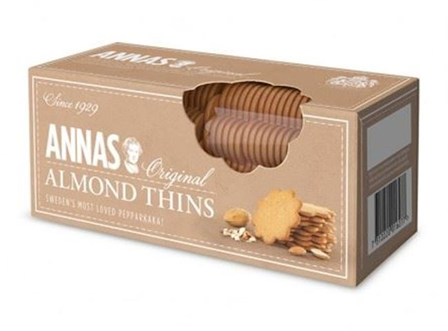 Picture of LOTUS ANNAS BISCUITS 150G ALMOND