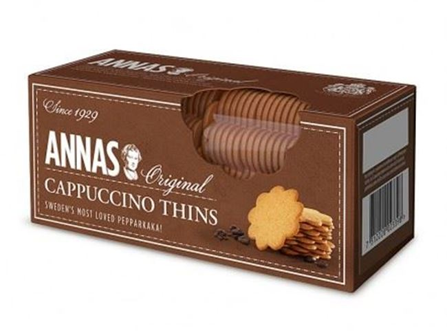 Picture of LOTUS ANNAS BISCUITS 150G CAPPUCINO