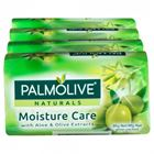 Picture of PALMOLIVE SOAP 4X90G ALOE & OLIVE EXTRACTS