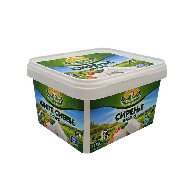 Picture of SIPKA COWS WHITE CHEESE 1KG