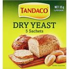 Picture of TANDACO DRY YEAST 35G 5 SACHETS