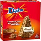 Picture of DAIM CHOCOLATE CAKE 400G WITH CRUNCHY CARAMEL